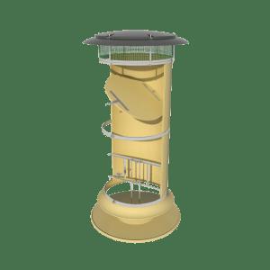 TPI AIC - Adjustable Inlet Chimney