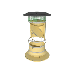 TPI ARC-F - Automatic Recirculation Chimney Fixed