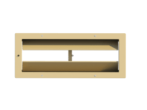 Ventilation for poultry and pig housing - ceiling inlet 220-P bottom view - TPI-Polytechniek