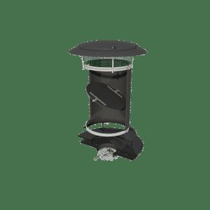 TPI MIC - Mixing Inlet Chimney Black