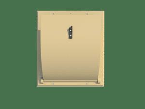 TPI Ceiling Inlet 160-P-C