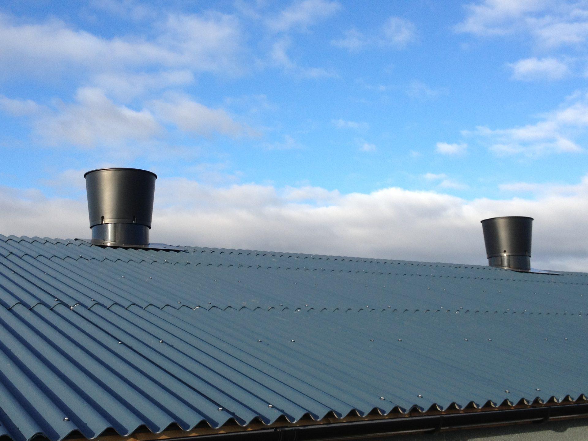 Rain Cone - Ventilation Chimneys - United Kingdom - TPI-Polytechniek