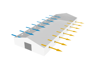 Cross Ventilation Concept - TPI-Polytechniek